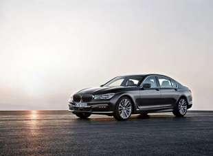 Premiata la carrozzeria della nuova BMW Serie 7